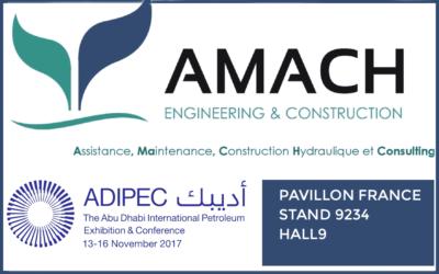 ADIPEC Exhibition – ABU DHABI 2017