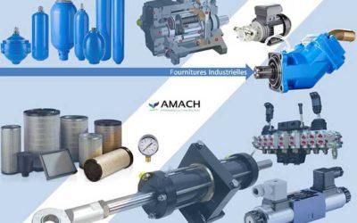 Hydrauliques : comment trouver vos composants industriels