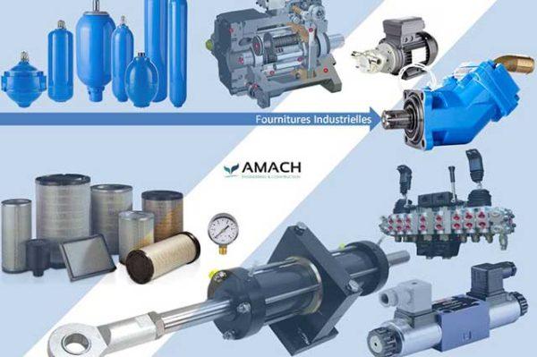 Hydrauliques : comment trouver vos composants hydrauliques industriels