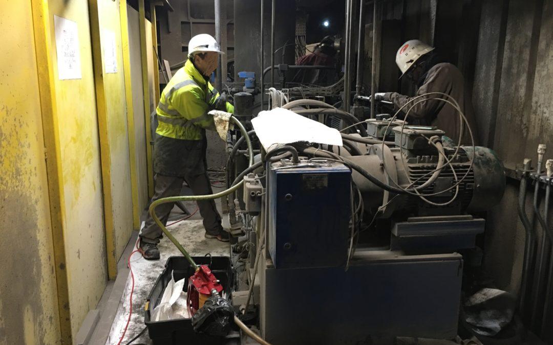 Qu'est-ce que la maintenance des équipements industriels ?